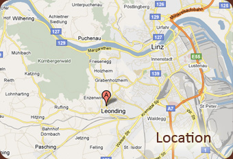 Location Linz